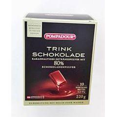 Pompadour Trinkschokolade Portionsbeutel