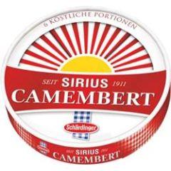 Sirius Camembert 45% Fett i.Tr. 300g