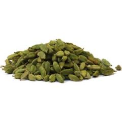Cardamom in der Schale ganz grün 40g