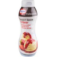 Dr. Oetker Dessert Sauce Erdbeer 1kg