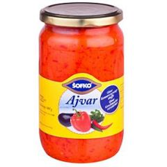 Sofko Ajvar - Gemüsekaviar mild 720 ml