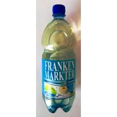 Frankenmarkter Mineralwasser Apfel 1 ltr.