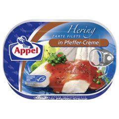 Appel Heringsfilets Pfeffer-Creme 200g