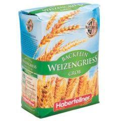 Haberfellner Backfein Weizengrieß grob 1kg