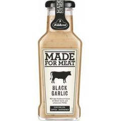 Kühne Made For Meat Black Garlic 235ml