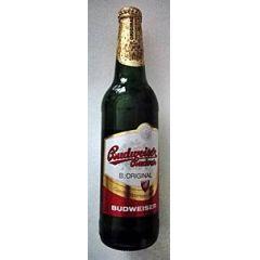 Budweiser Original 0,5 ltr.