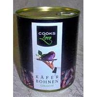 Cooks Love Käferbohnen gekocht 800g