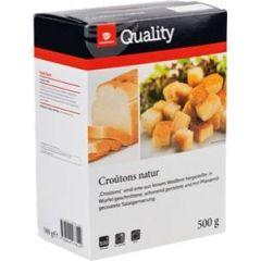 Quality Croutons großer Schnitt Natur 500 g