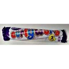 Cadbury Curlywurly (Leckerschmecker) 3 x 26g