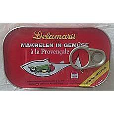 Delamaris Makrelen a la Provencale 125g