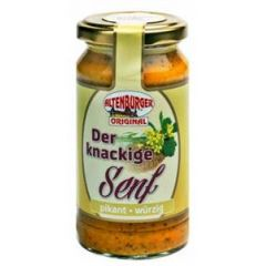 Altenburger Der knackige Senf - pikant und würzig 200 ml