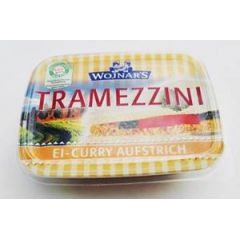 Wojnar´s Tramezzini Ei-Curry Aufstrich 150g