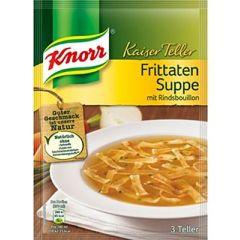 Knorr Kaiser Teller Frittatensuppe