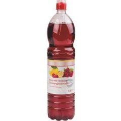 Economy Himbeer Zitronen Sirup 1,5 ltr.