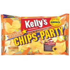 Kelly´s Chips Party Classic 275g gesalzen