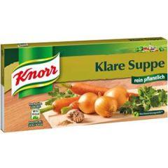 Knorr Klare Suppe - rein pflanzlich
