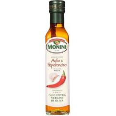 Monini Aglio e Peperoncino natives Olivenöl Extra 250ml