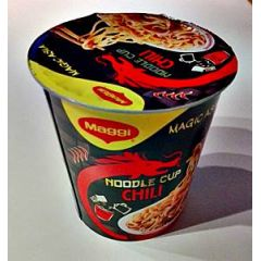 Maggi Magic Asia Noodle Cup Chili