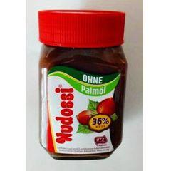 Nudossi Nuss Nougat Creme ohne Palmöl 300g