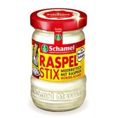Schamel Meerrettich Raspelsticks ® 145g