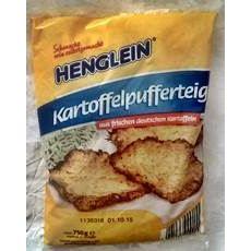 Henglein Kartoffelpufferteig 750g
