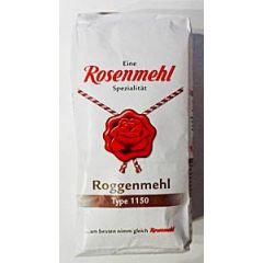 Rosenmehl Roggenmehl Type 1150