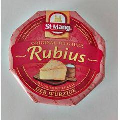 St. Mang Original Allgäuer Rubius - würzig  180g