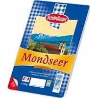 Schärdinger Käse Mondseer in Scheiben 45% Fett i.Tr. . 150g