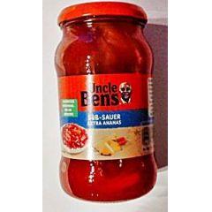Uncle Bens Süß-Sauer Sauce - extra Ananas