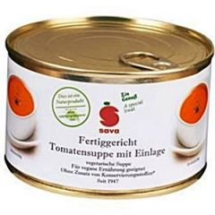 SAVA - Tomatensuppe mit Einlage - 425 ml