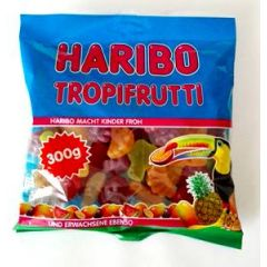 Haribo Tropifrutti 300g