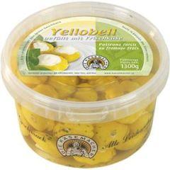 Die Käsemacher Yellobell gefüllt mit Frischkäse 1,3 kg