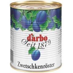 Darbo Zwetschkenröster 880 g