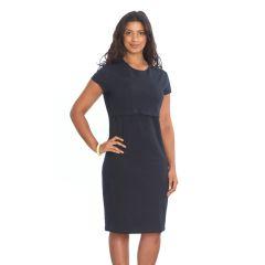 Emma-Jane Still-Kleid 836, Gr. 42/44, schwarz