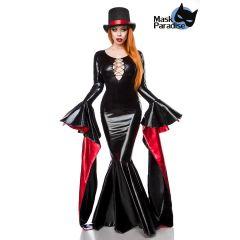 Magic Mistress schwarz/rot Größe L