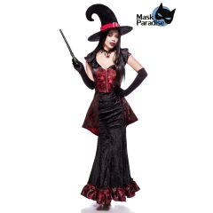 Dark Witch schwarz/rot Größe S