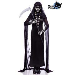 Lady Death schwarz Größe S-M