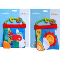 SpielMaus Baby Knisterbuch, 2-fach sortiert, 1 Stück