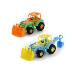 Outdoor active Traktor mit Frontlader, sortiert, 1 Stück