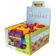 WADER Basics Fahrzeuge sortiert, 1 Stück
