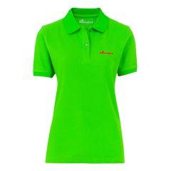 MIASANFESCH, Mia san Bayern Damen Hemd Polo Shirt hochwertig Grün XL