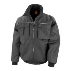 Work-Guard Sabre Pilot Jacket Black S