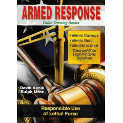 Responsible Use of Lethal Force