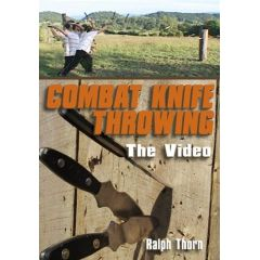 Combat Knife Throwing: The Video