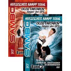 Sambo - Russischer Kampf Total