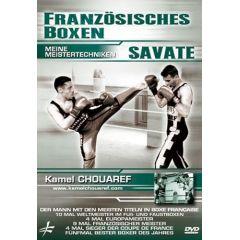 Französisches Boxen Savate