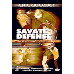 Savate Defense Fortgeschrittenen-Techniken
