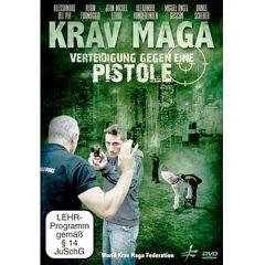 Krav Maga Verteidigung gegen eine Pistole