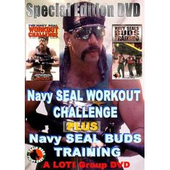 Navy SEAL Workout Challenge