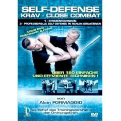 Self-Defense Krav-Close Combat
